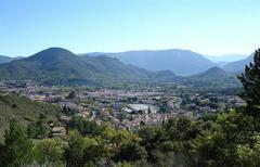 Quillan - © By Guillom via fr.wikimedia.org