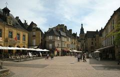 Sarlat - © By Manfred Heyde via fr.wikimedia.org