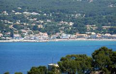 Saint Cyr sur Mer - © By technob 105 via fr.wikimedia.org