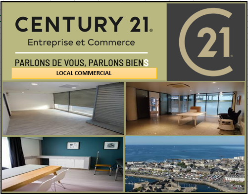 Location commerce - Finistere (29) - 430.0 m²
