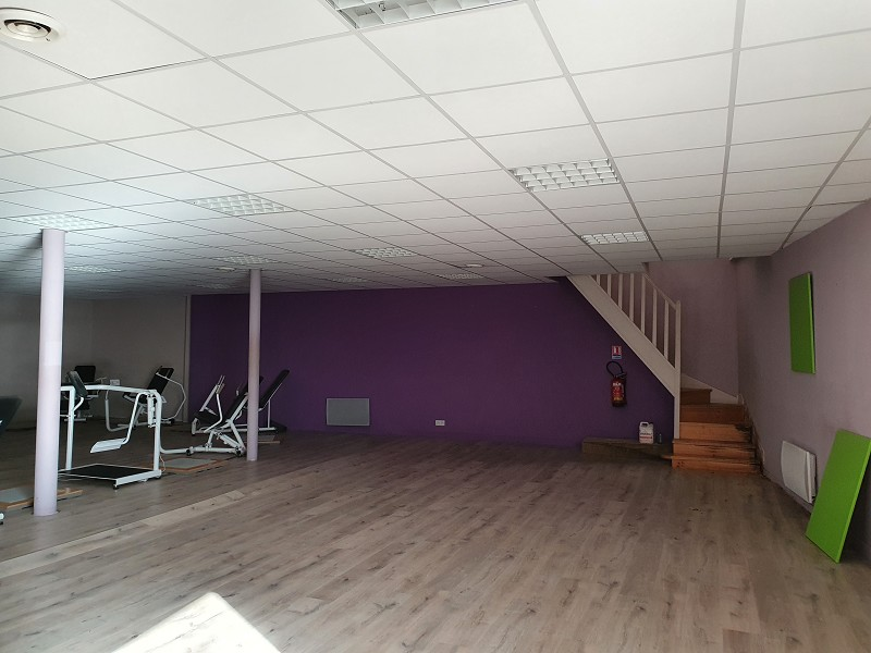 Local commercial à louer - 220.0 m2 - 29 - Finistere