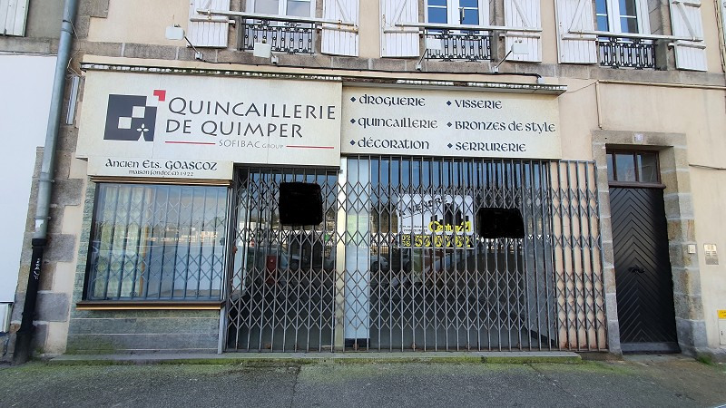 Vente commerce - Finistere (29) - 100.0 m²